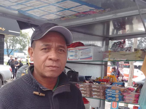 photo of Rafael Enrique