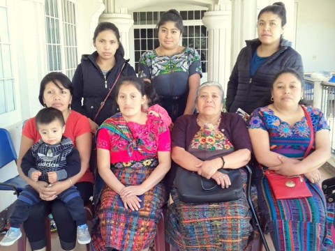 photo of Muj Luchadoras San Bartolo Group