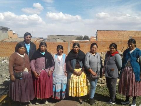 photo of Rositas De Querarani Group