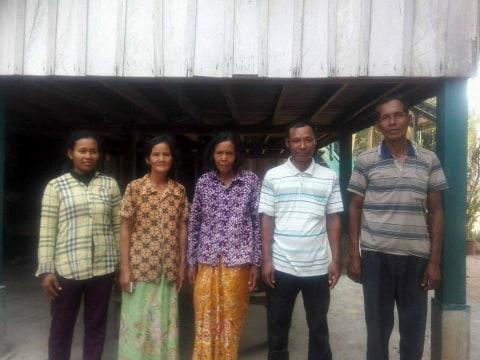 photo of Sreymom's Group