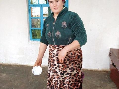 photo of Kurbonali