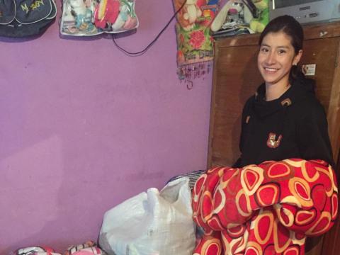 photo of Mayra Damaris