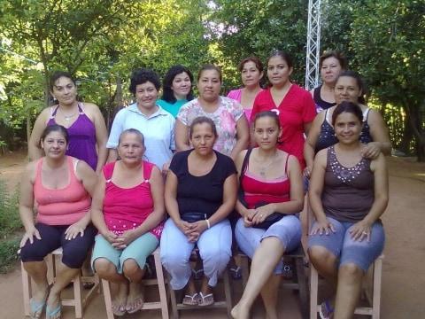 photo of Artesanas De Ñanduti Group