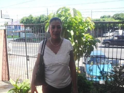 photo of María Teresa