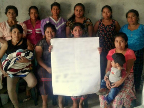 photo of Madres Laboriosas Group