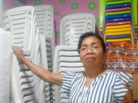 photo of Gladys Esther
