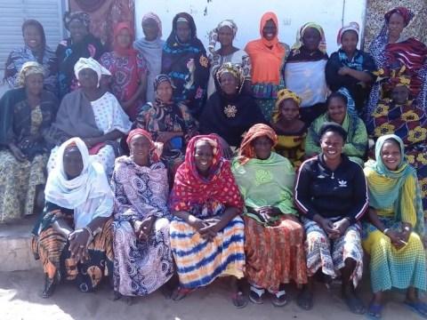 photo of Khady's Group