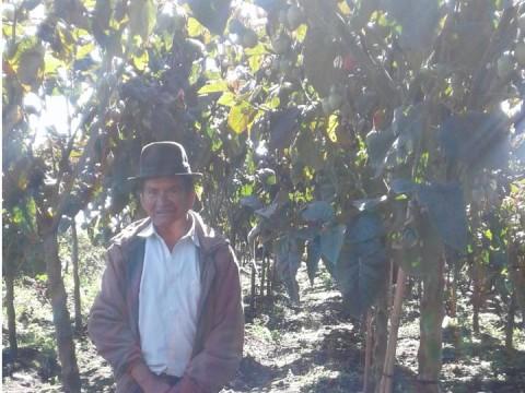 photo of Juan Evangelista