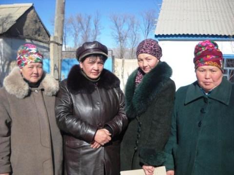 photo of Chinara's Group