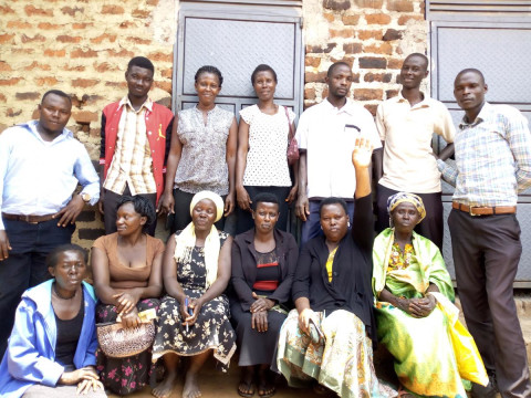 photo of Abagambakamu Balema Butiti Group