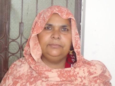photo of Sadiqa