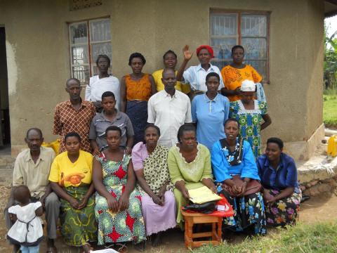 photo of Omungyenyi Tukwatanise Group, Ntungamo