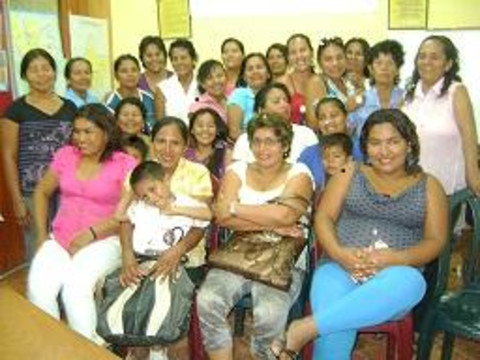 photo of Las Luchadoras De Masisea Group
