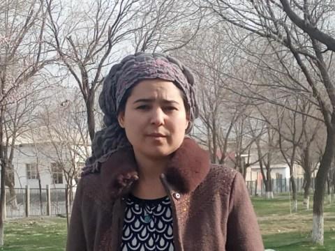 photo of Gulrukhsor