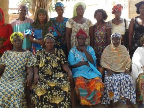 photo of Rosine's Group