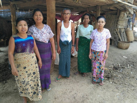 photo of Aung Thar-2 Village Group