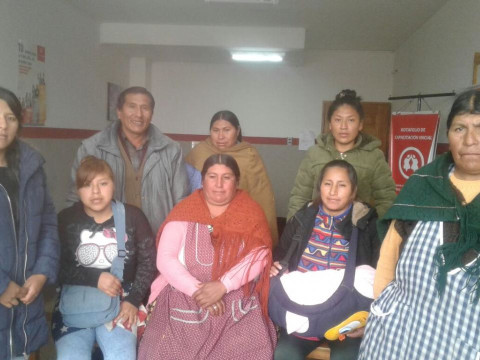 photo of Hormiguitas Group