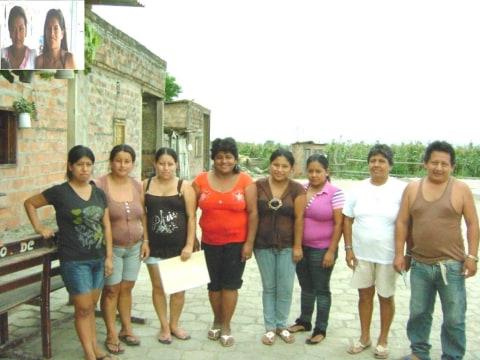 photo of Las Palmitas  (Montecristi) Group