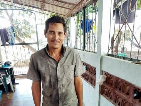 photo of Nelson Laudelino