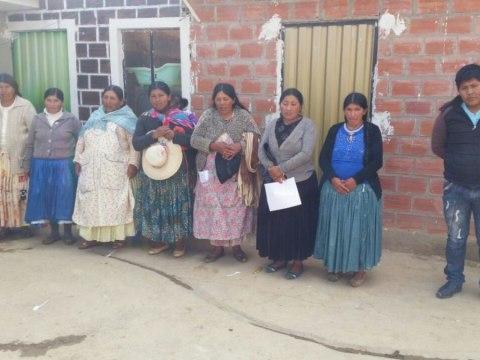 photo of Las Waras Waras Group