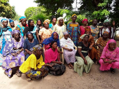 photo of Aminata Yaye Boye's Group
