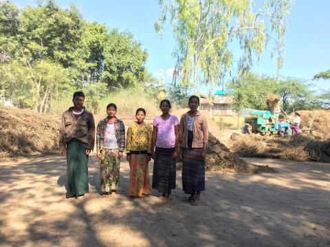 photo of Ah Nauk Chauk Kan(3)E Village Group
