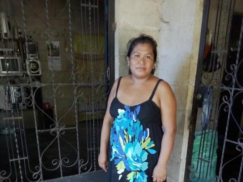 photo of Sandra Yamileth