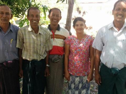 photo of Dae Da Now Village Group 3