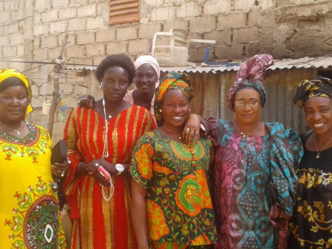 photo of Fagueye's Group