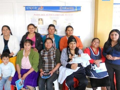 photo of Caritas Alegres  (Cuenca) Group