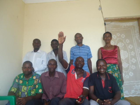 photo of Rucwamigo Twimukye Group