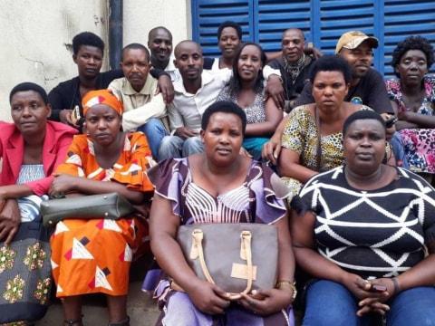 photo of Abanyarukundo Sub Group B