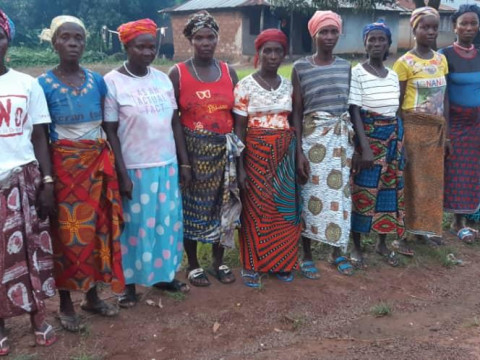 photo of Abie's Best Female Farmers Group