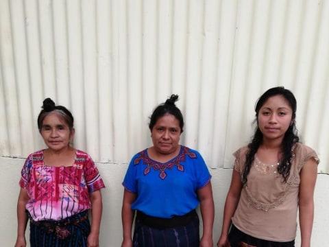 photo of Mujeres Xejuyupenses Group