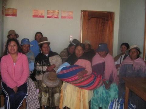 photo of Jachaptañani Group