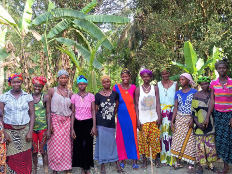 photo of Female Determination Farmers Group
