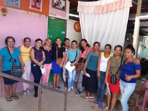 photo of Marta Lorena's Group