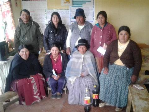 photo of Paceñita Group
