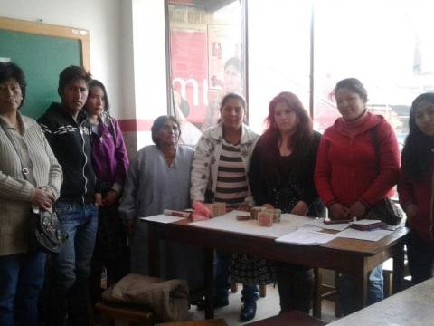 photo of Las Bolivianitas Group