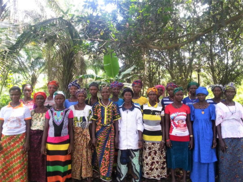 photo of Amie K's Female Farmers Group
