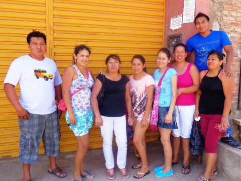 photo of Lucero De La Villa Group
