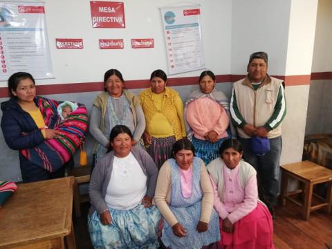 photo of Vicuñitas De Mariscal Group