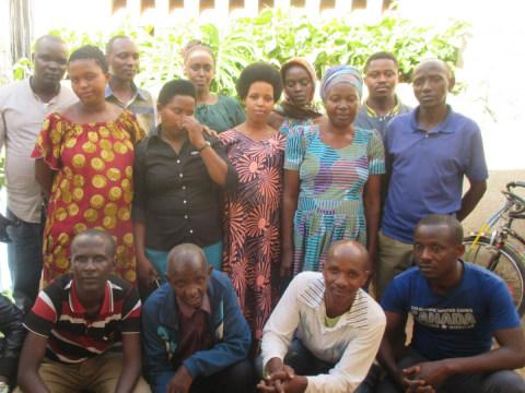photo of Abanyamugisha Sub Group B