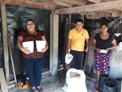 photo of Divino Jesus Aguas Amarias Group