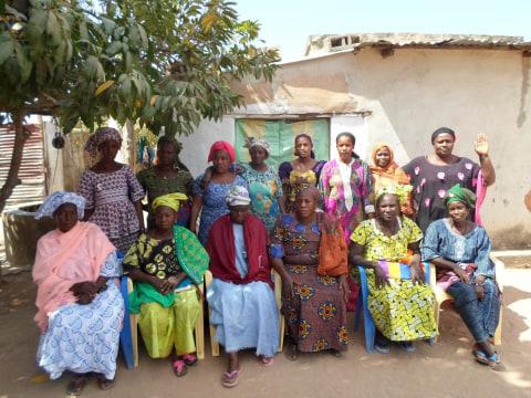 photo of Binta  Alassane's Group