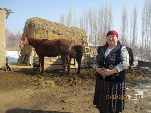 photo of Gulmira