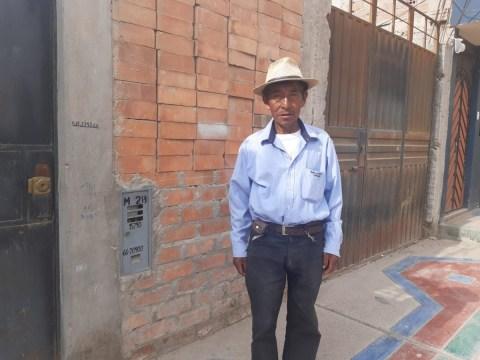 photo of Sixto Castor
