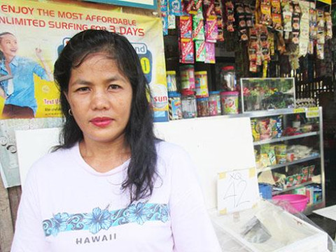 photo of Imelda