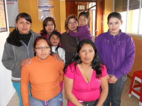 photo of Mujeres De Esperanza  (Cuenca) Group