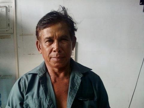 photo of Romulo